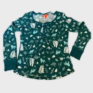 -Joe fresh pyjama top
